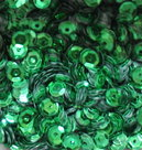 Pailletten-5mm-groen