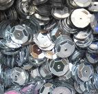 Pailletten-8mm-zilver