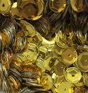 Pailletten-8mm-geel