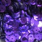 Pailletten-8mm-lila