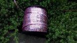 Disco-Paillettenband-roze