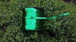 Paillettenband-groen